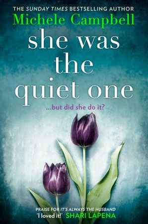 She Was the Quiet One Paperback  by