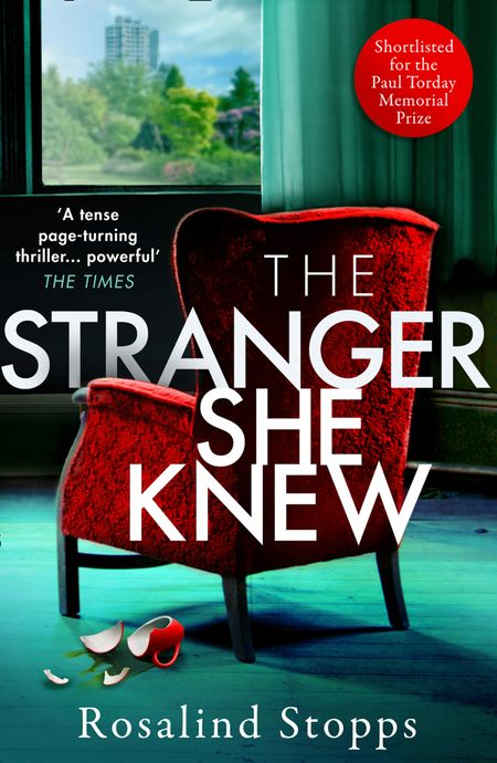The Stranger She Knew - Rosalind Stopps