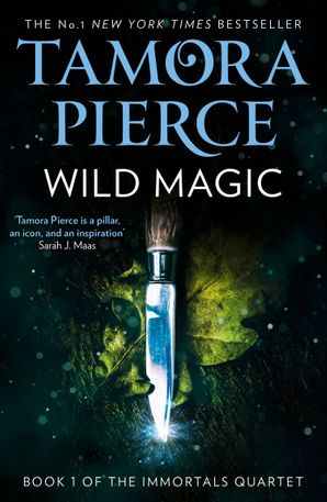 Wild Magic Paperback  by Tamora Pierce