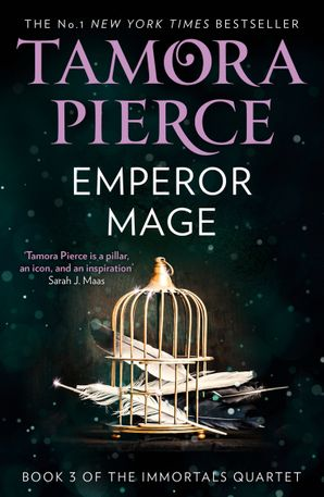 Emperor Mage Paperback  by Tamora Pierce