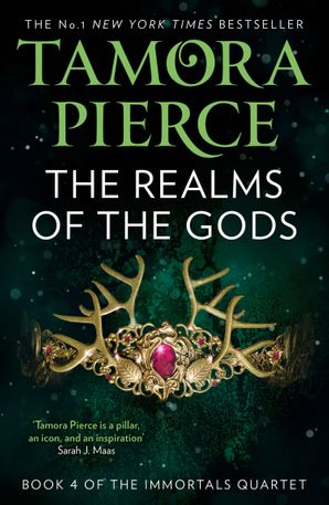 The Realms of the Gods Paperback  by