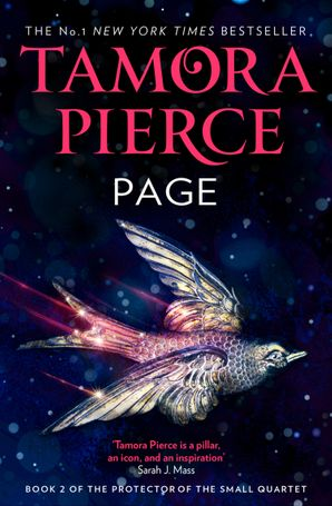 Page (The Protector of the Small Quartet, Book 2)