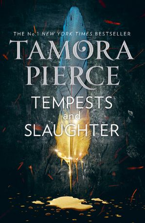 Tempests and Slaughter (The Numair Chronicles, Book 1) Paperback  by Tamora Pierce