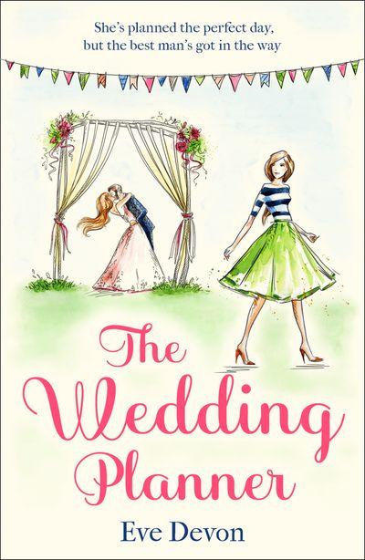 The Wedding Planner (Whispers Wood, Book 3) - Eve Devon