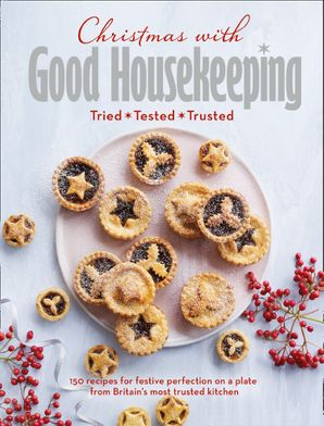 Christmas with Good Housekeeping Hardcover  by No Author