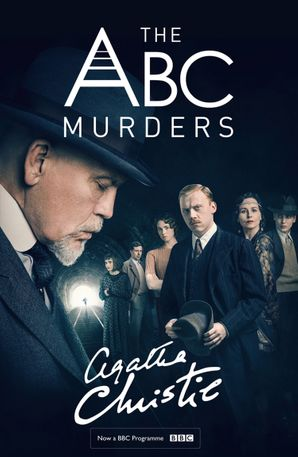 The ABC Murders Paperback TV tie-in edition by