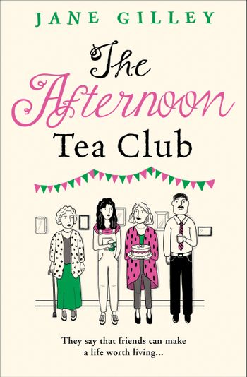 The Afternoon Tea Club - Jane Gilley