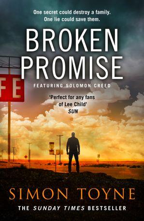 Broken Promise Paperback  by Simon Toyne