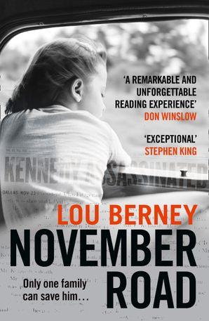 November Road Paperback  by Lou Berney
