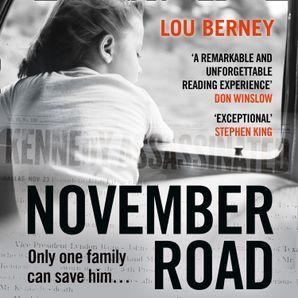 November Road Download Audio Unabridged edition by