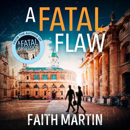 A Fatal Flaw - Faith Martin, Read by Stephanie Racine