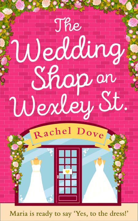 The Wedding Shop on Wexley Street - Rachel Dove