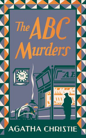 The ABC Murders Hardcover Special edition by