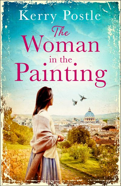 The Woman in the Painting - Kerry Postle