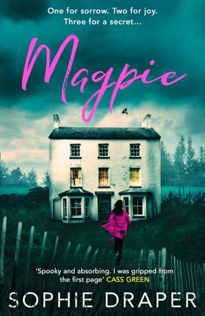 Magpie Paperback  by Sophie Draper