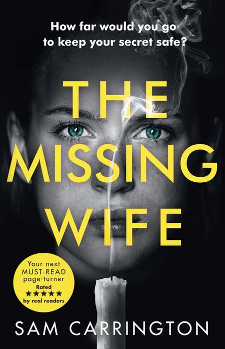 The Missing Wife - Sam Carrington