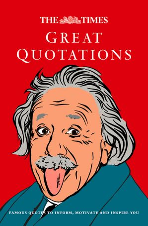The Times Great Quotations Hardcover New edition by