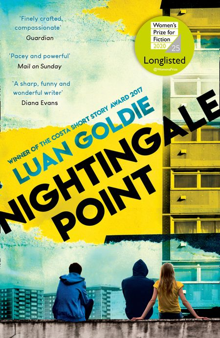 Nightingale Point - Luan Goldie