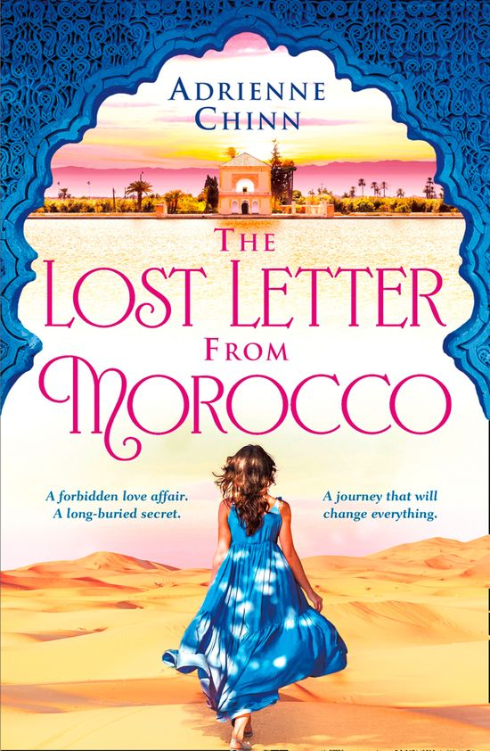 The Lost Letter from Morocco - Adrienne Chinn