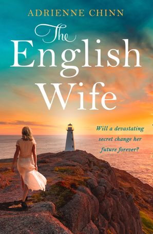 The English Wife Paperback  by Adrienne Chinn