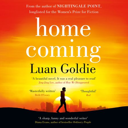 Homecoming - Luan Goldie, Read by Amanda Wright and Tommy Oldroyd