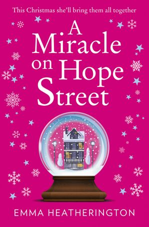 A Miracle on Hope Street Paperback  by Emma Heatherington