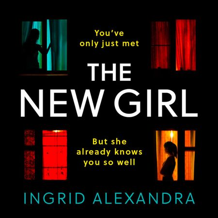 The New Girl - Ingrid Alexandra, Read by Sarah Kants