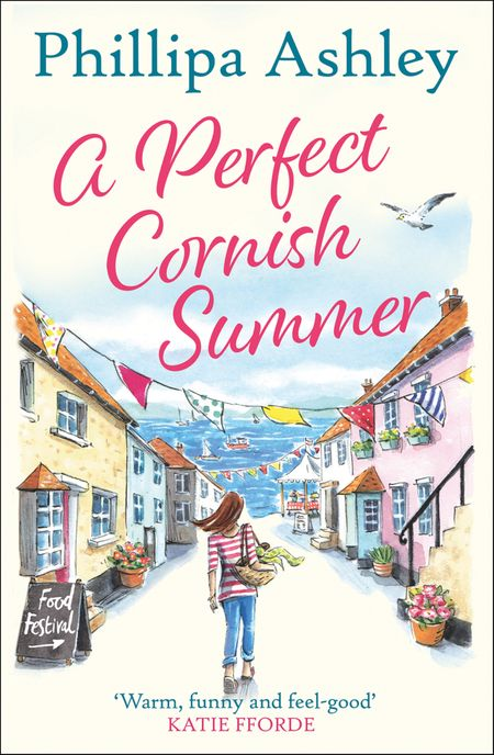 A Perfect Cornish Summer - Phillipa Ashley