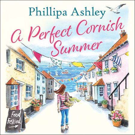 A Perfect Cornish Summer - Phillipa Ashley, Read by Laura Kirman