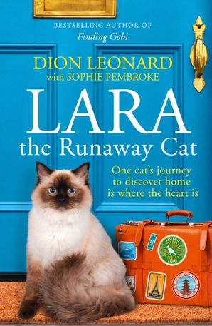 Lara The Runaway Cat: One cat's journey to discover home is where the heart is Paperback  by Dion Leonard