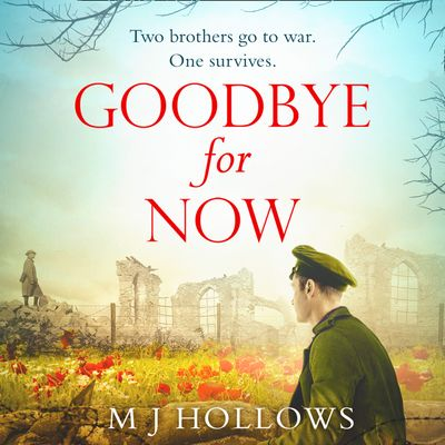 Goodbye for Now - M.J. Hollows, Read by Peter Kenny