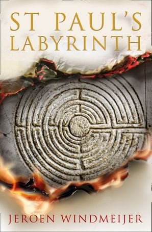 St Paul's Labyrinth Paperback  by Jeroen Windmeijer