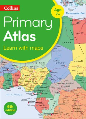 Collins Primary Atlas (Collins Primary Atlases) Paperback  by