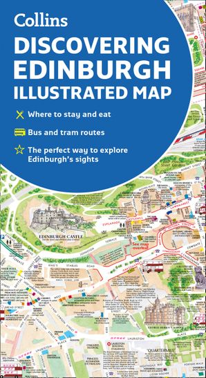 discovering-edinburgh-illustrated-map