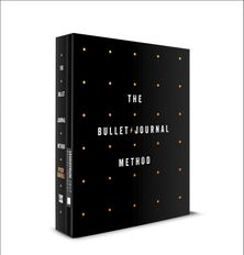 The Bullet Journal Method Collector's Set: Track Your Past, Order Your Present, Plan Your Future