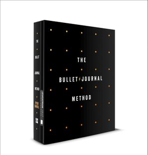 The Bullet Journal Method Collector's Set Hardcover  by Ryder Carroll