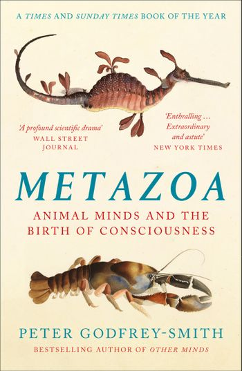 Metazoa: Animal Minds and the Birth of Consciousness - Peter Godfrey-Smith