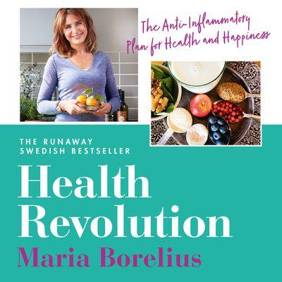 Health Revolution - Maria Borelius, Read by Jane Oppenheimer