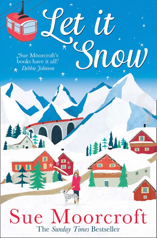 Let It Snow - Sue Moorcroft