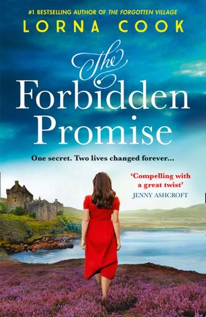 The Forbidden Promise Paperback  by Lorna Cook