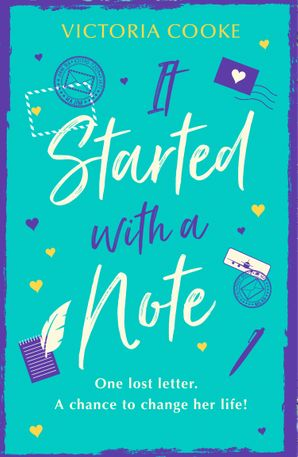 It Started With A Note Paperback  by Victoria Cooke