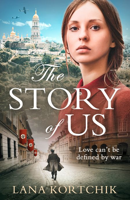 The Story of Us - Lana Kortchik