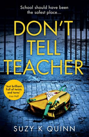 Don't Tell Teacher eBook  by