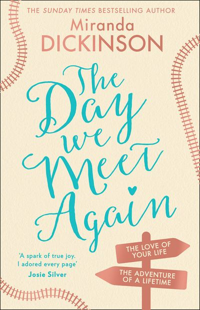 The Day We Meet Again - Miranda Dickinson