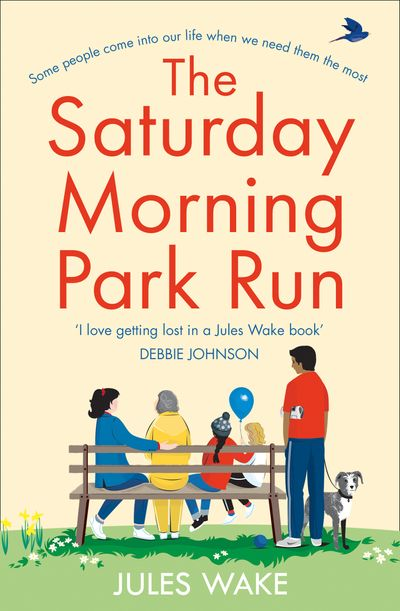 The Saturday Morning Park Run - Jules Wake