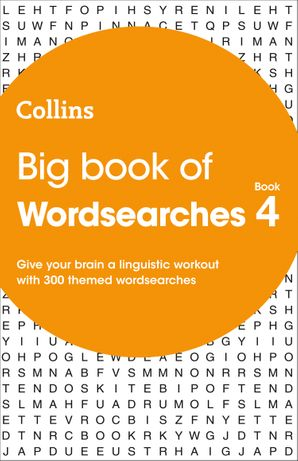 Big Book of Wordsearches book 4: 300 themed wordsearches Paperback  by