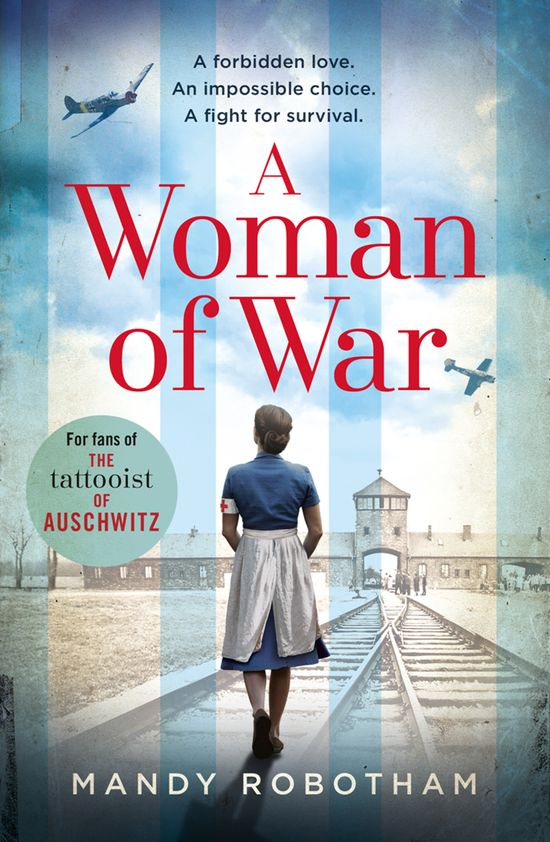 A Woman of War - Mandy Robotham