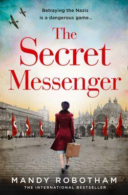 The Secret Messenger - Mandy Robotham