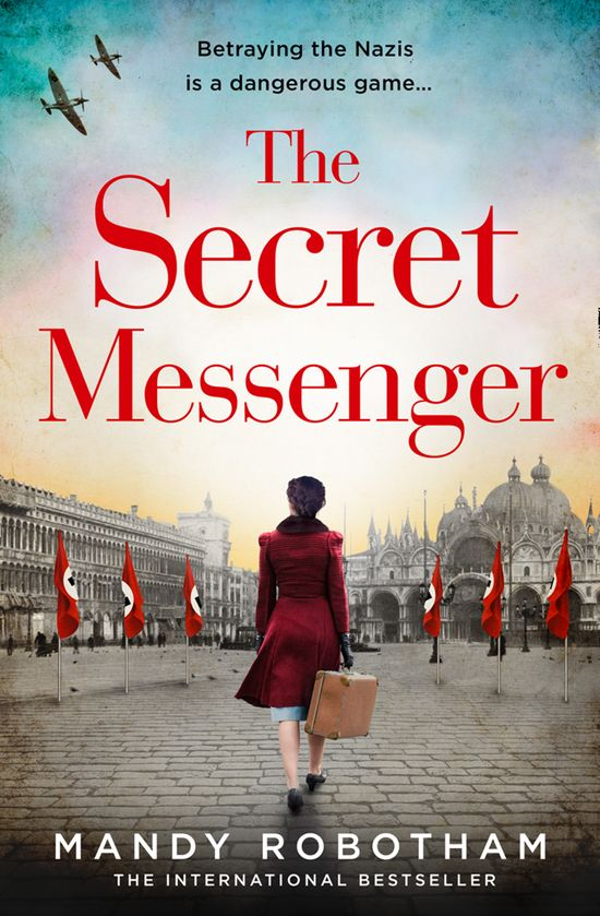 The Secret Messenger - Mandy Robotham