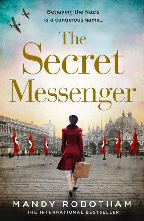 The Secret Messenger Paperback  by